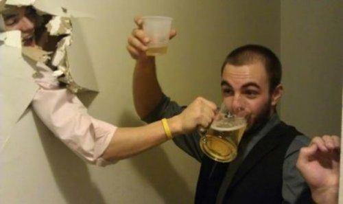Студенческие вечеринки (24 фото)
