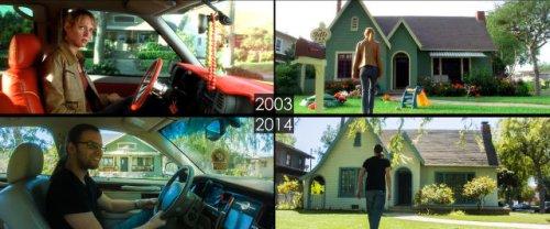 Места съёмок известных фильмов тогда и сейчас (27 фото)