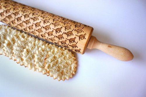 Скалки для приготовления нескучного печенья (14 фото)