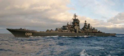 Топ-10: Самые крупные военные корабли в мире