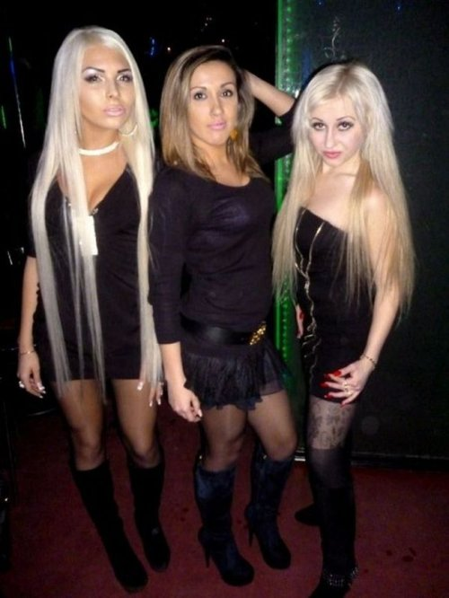 Королевы глЯмура и Чудаки из соцсетей (35 фото)