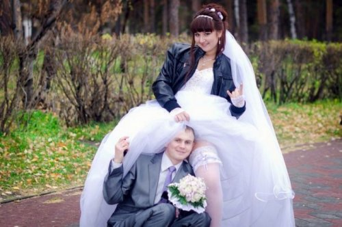 Свадебные снимки, которые можно было не делать (22 шт)