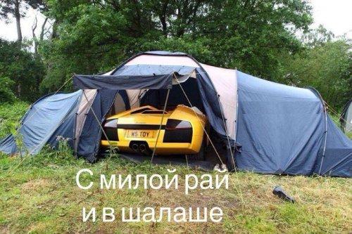 Автомобильный юмор и приколы (27 фото)