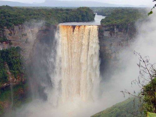 Самые восхитительные водопады планеты (30 фото)