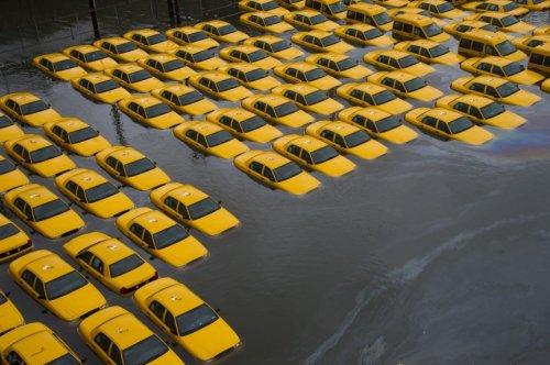 10 Городов, которые в будущем могут уйти под воду