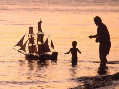 Отцы и дети (31 фото)