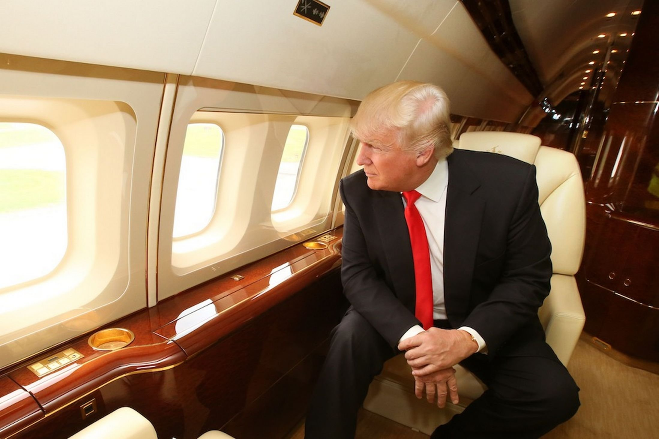 a review of donald j trump road to fortune