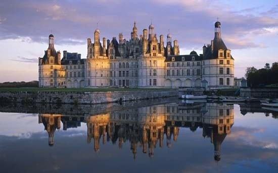 Восхитительные замки и крепости (33 фото)