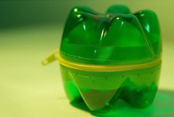 Шкатулка из пластиковых бутылок своими руками мастер класс
