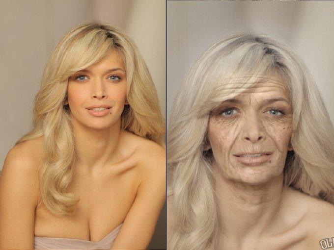 как показаться старше на фото могут быть как