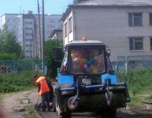 Тем временем в России… (30 фото)