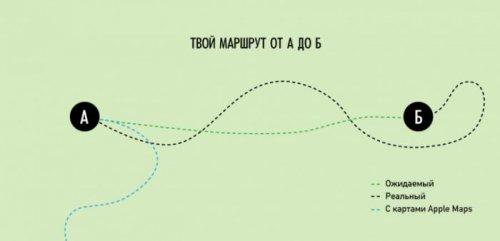 Правдивые факты о жизни в графиках и диаграммах (19 шт)