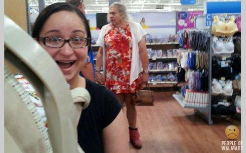 Чудаки и чудачества Walmart (25 фото)