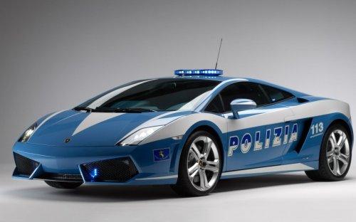 Топ-12: Самые дорогие полицейские автомобили в мире