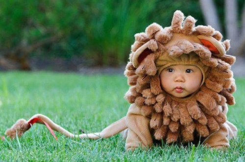 Детки в костюмах (19 фото)