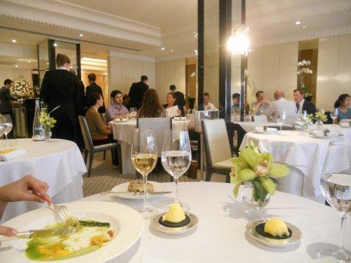 Топ-10: Самые дорогие рестораны в мире