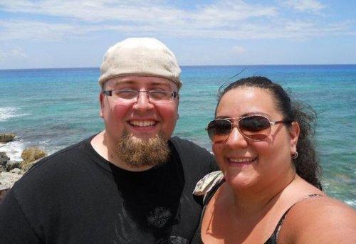 Супружеская пара из Колорадо похудела в совокупности на 150 кг (15 фото)