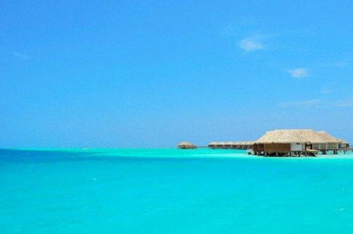 Лето, солнце, море, пляж (34 фото)
