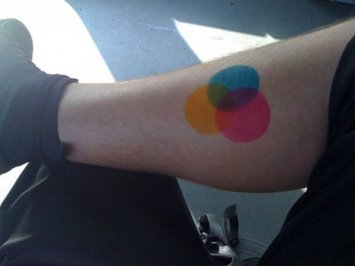 Татуировки для настоящих гиков (23 фото)