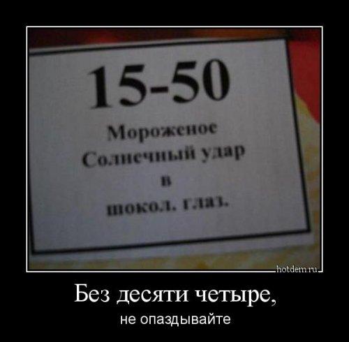 Весёлый сборник демотиваторов (29 шт)