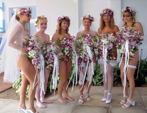 Топ-13 Самых странных и необычных свадебных оформлений
