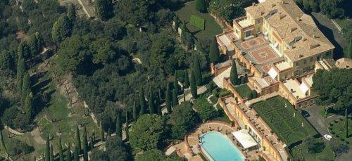 14 Сенсационных домов миллиардеров со всего мира (16 фото)