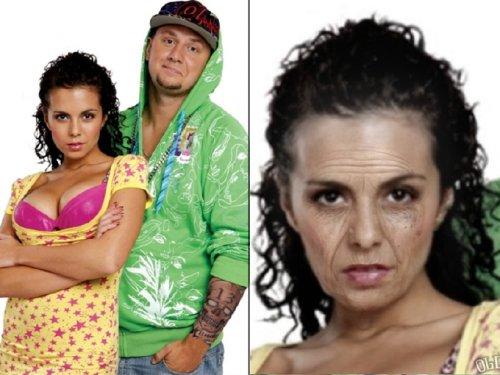 Как будут выглядеть звёзды шоу-бизнеса в старости (17 фото)