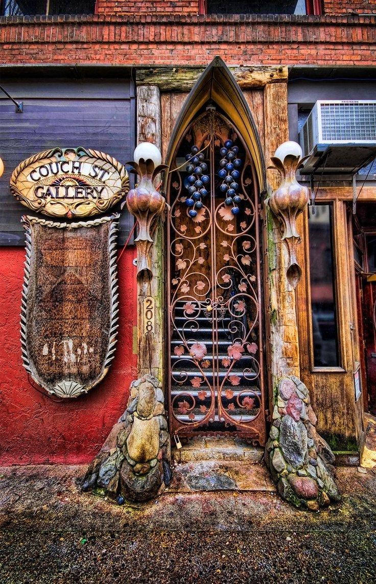 сделать самые красивые двери в мире фото менее, как способ