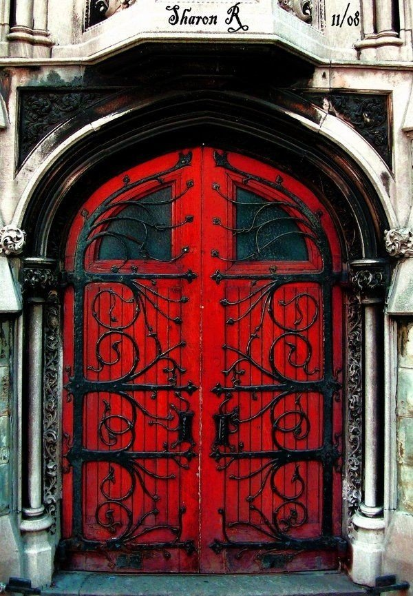 самые красивые двери в мире фото девять географических