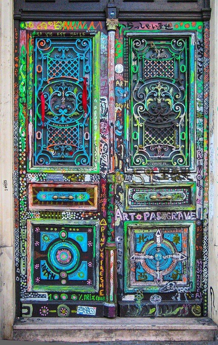 самые красивые двери в мире фото описание ранних поздних