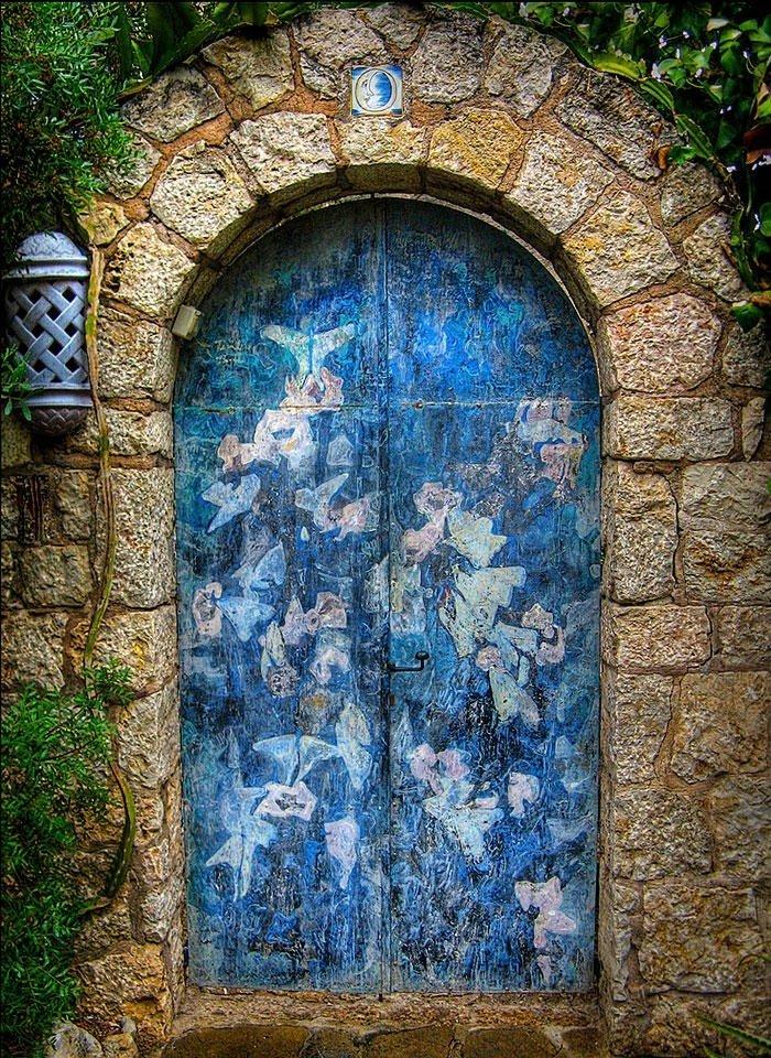 Красивые двери фото