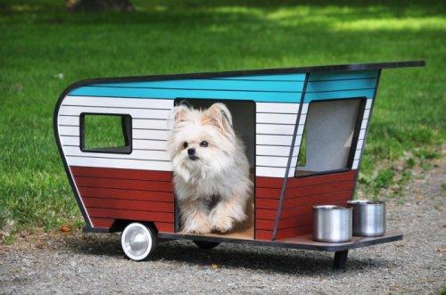 Трейлеры для домашних животных (10 фото)