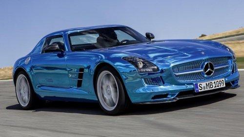 Топ-5 Самых дорогих электромобилей в мире