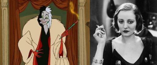 Диснеевские персонажи и места, вдохновлённые реальными людьми или достопримечательностями (25 фото)