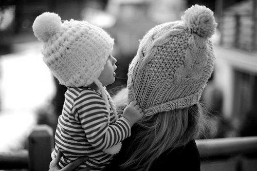 Дочки-матери (19 фото)