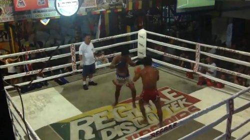 Самый крутой бой в мире