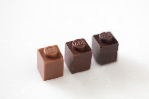 Шоколадный LEGO (8 фото)