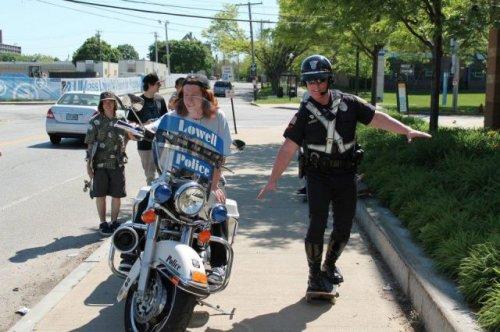 Будни полицейских (29 фото)