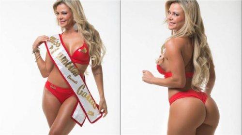 Самые горячие участницы отборочного тура конкурса Miss BumBum Brasil 2014 (27 фото)