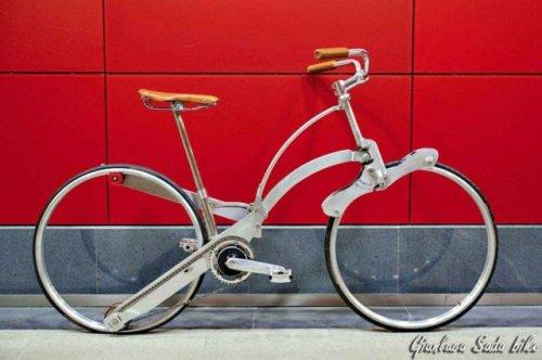 Инновационный складной велосипед Sada Bike (21 фото + видео)
