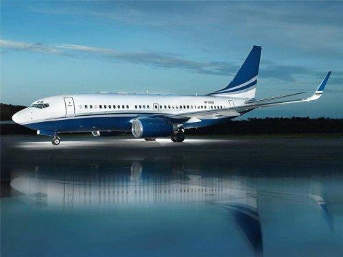 Топ-10 самых роскошных частных самолётов в мире