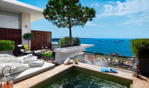 Топ-10 самых дорогих гостиничных номеров в мире