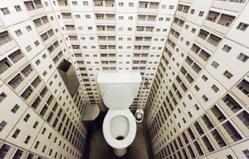 Необычные туалеты и дизайны туалетов со всего света (21 фото)