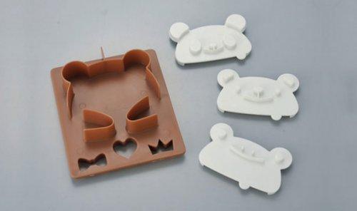 Тост-штамп в виде панды (6 фото)