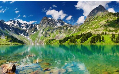 Топ-10 самых длинных рек в мире