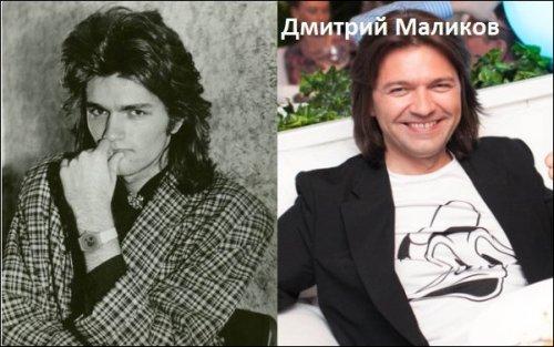 Как сейчас выглядят российские поп-звёзды 90-ых (10 фото)