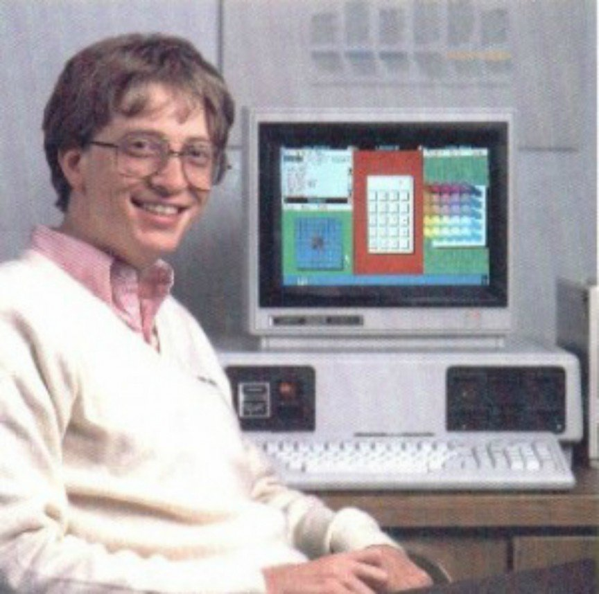 bill gates the new revolutionary creator essay Co-creator of the macintosh, ipod no forwarding address because he was an idealistic revolutionary, plotting a new world for the steve jobs and bill gates at.