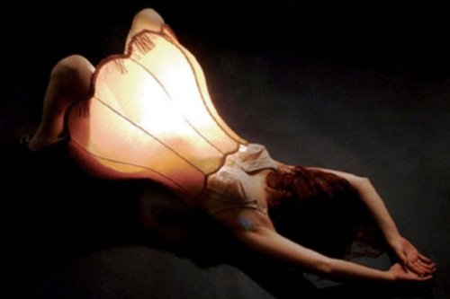 Необычный дизайн ламп и ночников (22 фото)