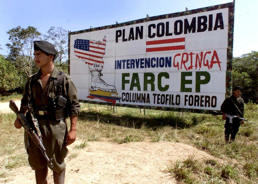 is narco terrorism in colombia history essay Narco terrorism was a term first used by the president fernando b the decisive phase of colombia's on narco terrorist get your custom essay.