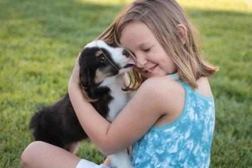 О любви между людьми и собаками (16 фото)